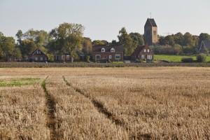 Stelterweg en Kerk