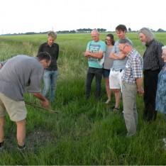 Godlinzenaren met archeoloog Gerard Aalbersberg en landschapshistoricus Jeroen Wiersma op pad.
