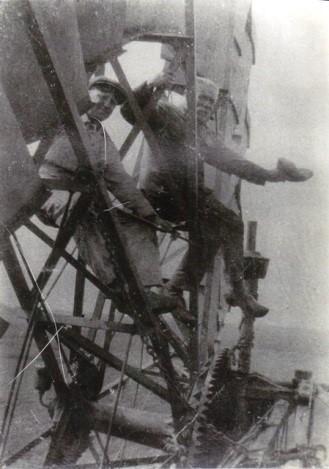 Amerikaanse windmotor
