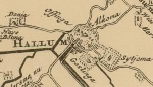 dorpsterp-hallum
