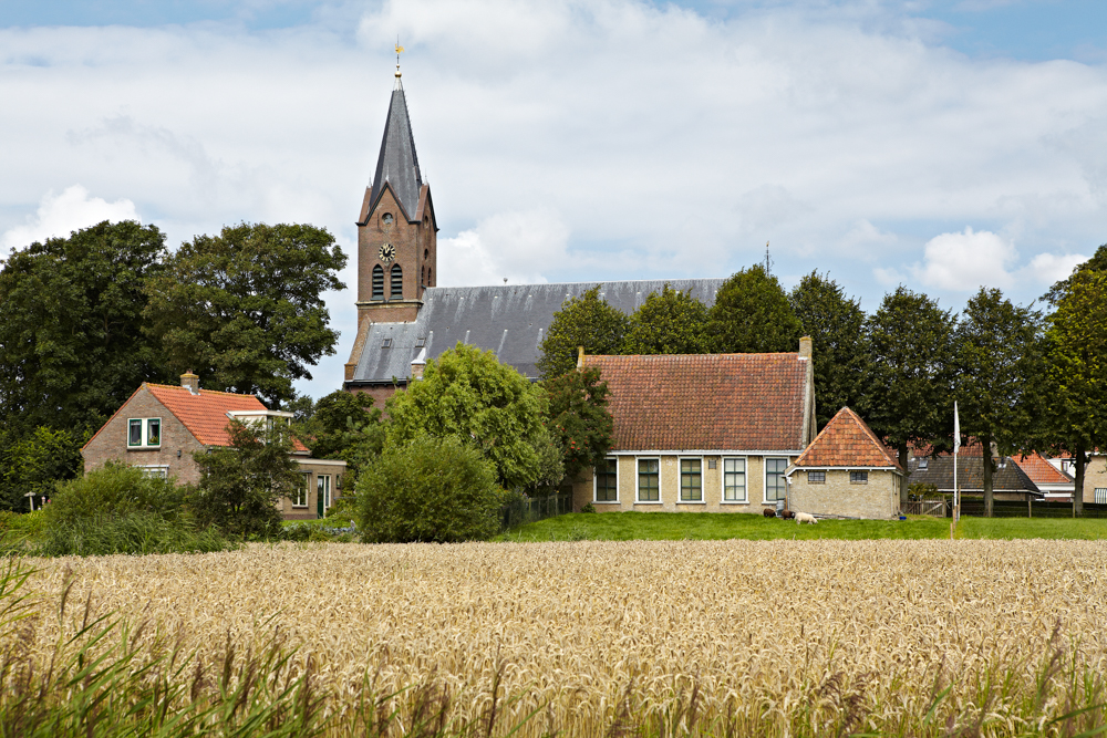 Kerk en Alde Leane