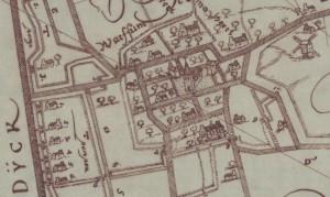 Warffum rond 1683