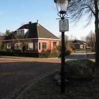 Kruising Hoofdweg - Molenweg Godlinze