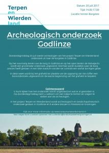 flyer-archeologisch-onderzoek-godlinze