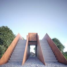 wynaldum tempel van Nynke Rixt Jukema