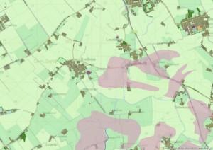 Knipkleigronden vind je in de kwelderbekkens direct ten oosten en ten zuidoosten van Godlinze.
