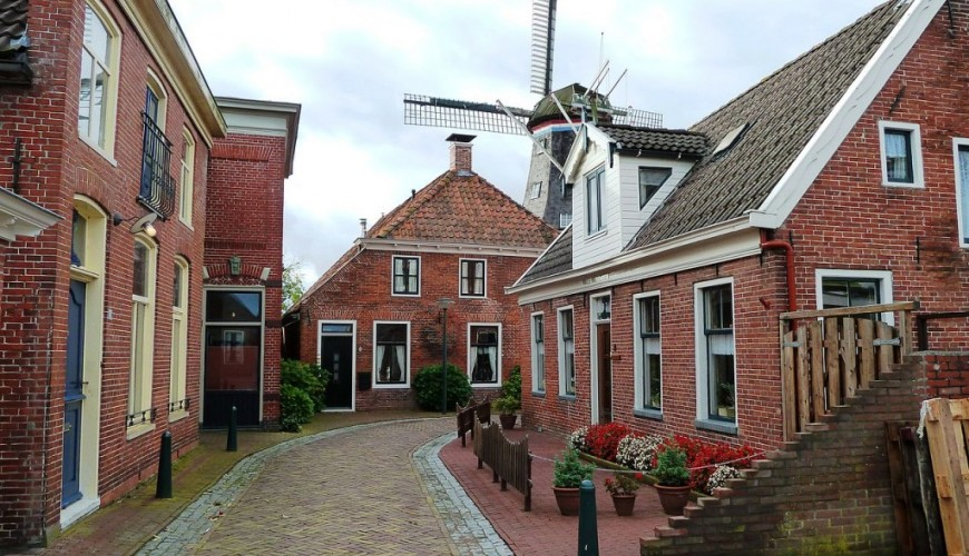 Winsum_-_Molenstraat